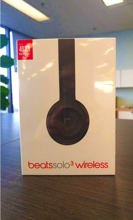 Beats Solo3 headphones